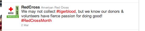 Tigerblood
